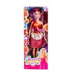 Muñeca Fantasy Fairy Articulada Con Luz B1580842