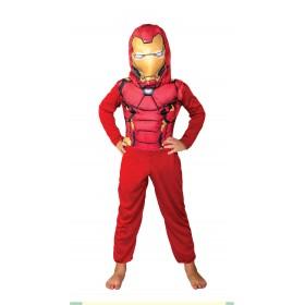 Disfraz Ironman Talle 2 2186