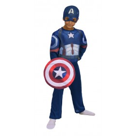 Disfraz Capitán América Talle 2 2183