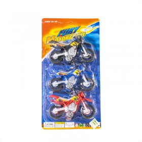 Moto X3 A Fricción 11cm B1494496