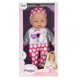 Bebé Con Sonido 41cm Poppi Flor 5364-27007