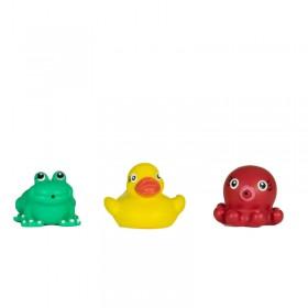 Chifle Lanza Agua x3 Animalitos Chanchy Toys 13000