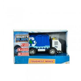 Camión De Basura 15cm Con Luz Y Sonido Cresko FT336