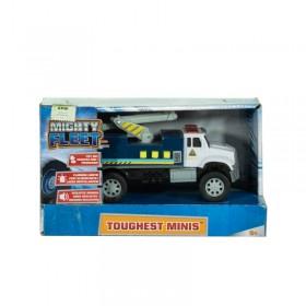 Camión Con Elavador 15cm Con Luz Y Sonido Cresko FT339
