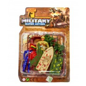 Set Militar Super Action
