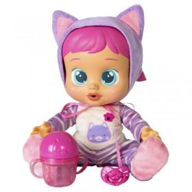 Muñeca Bebe Cry Babies Katie Deluxe Llora Con Lagrimas Y Sonido