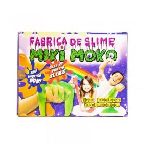 Fabrica De Slime Miki Moko