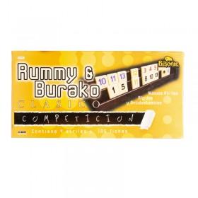 Rummy Burako Competición Con Atril