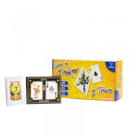 Cartas Poker Y Truco