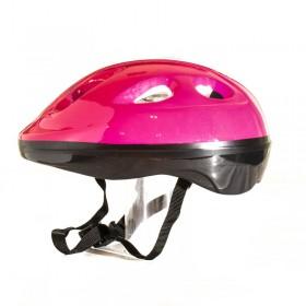 Casco Bici/Roller Niños Rosa