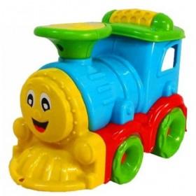 Pequeño Tren Calesita 710