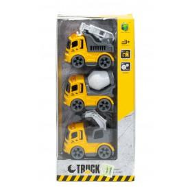 Camión Fricción X3 Truck B1494446