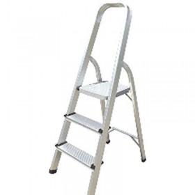 Escalera 4 Peldaños Aluminio