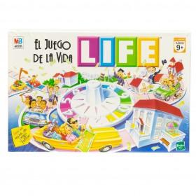 Life Juego De La Vida Hasbro HS3013