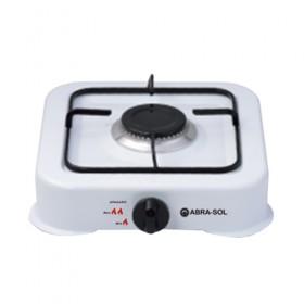 Anafe 1 Hornalla Enlozado para Gas Envasado con Robinete ABR2286