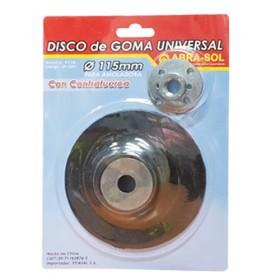 Disco Goma 115mm 11000RPM ABR0138