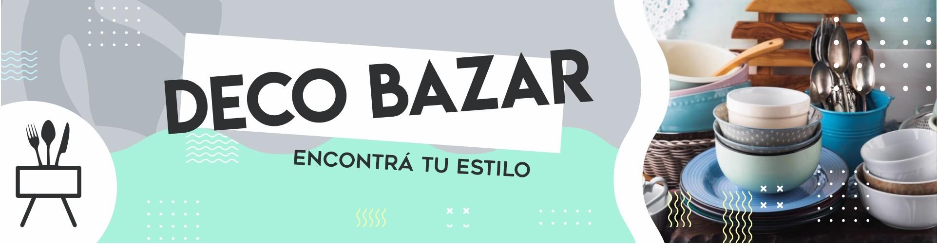 Deco Bazar Encontra tu Estilo